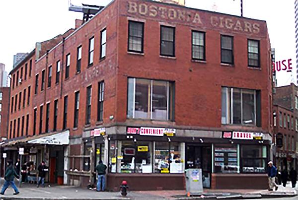 120 Blackstone Street, Boston, MA